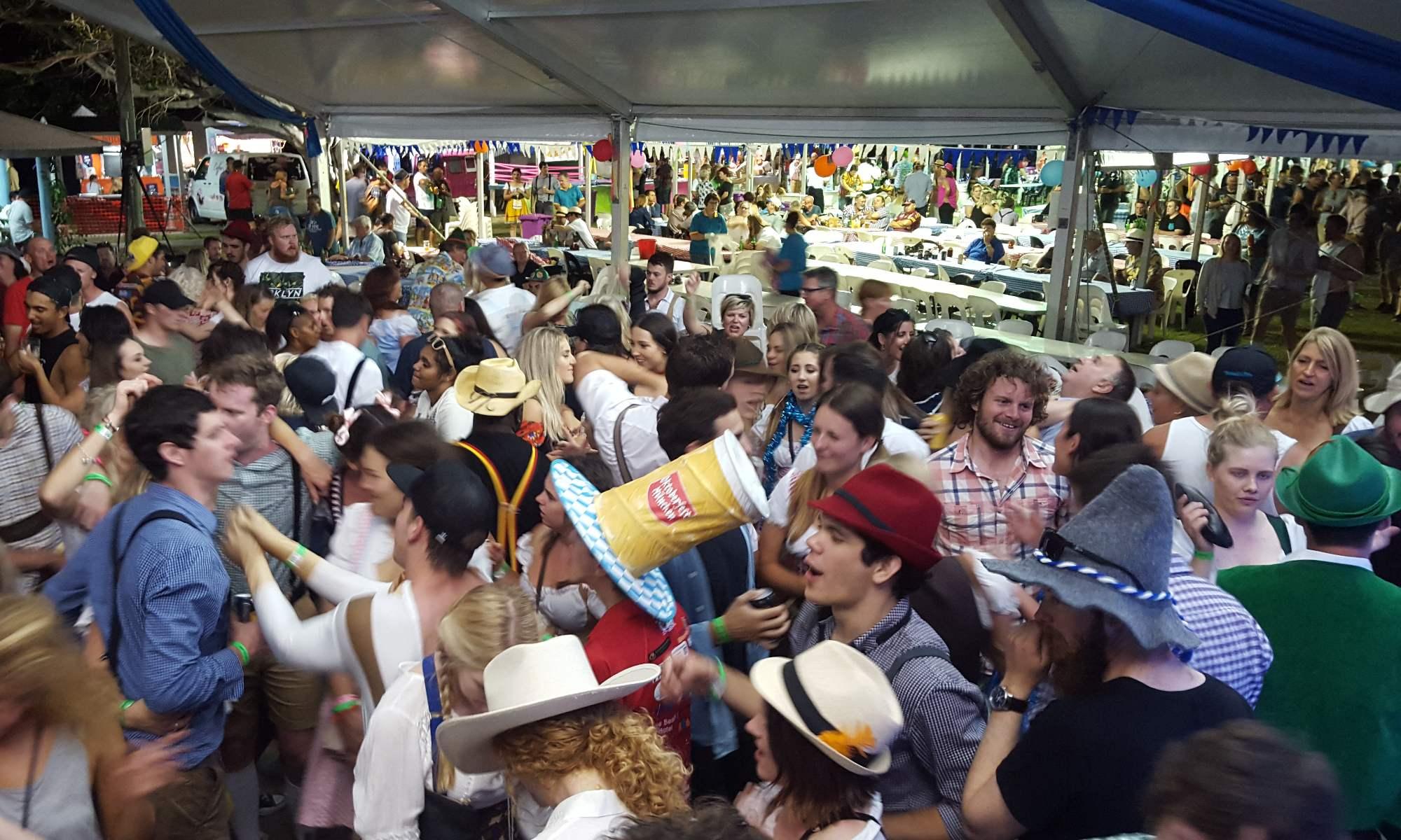 Emu Park Lions Oktoberfest